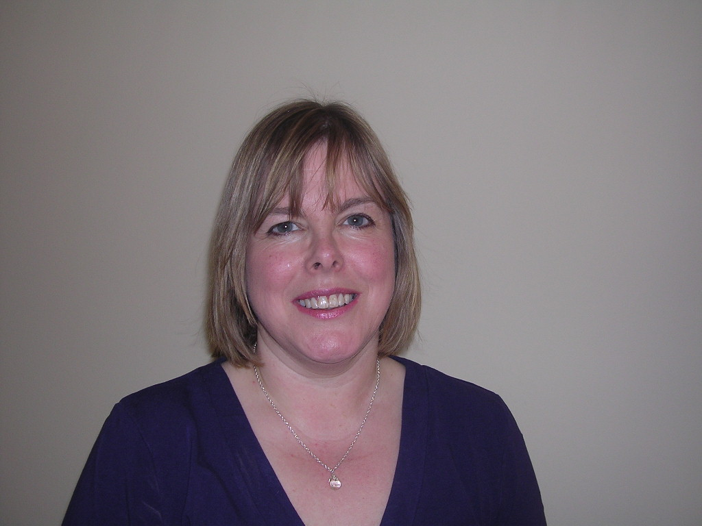 Carolyn Potter Hypnotherapist in Crowthorne, Bracknell and Wokingham.